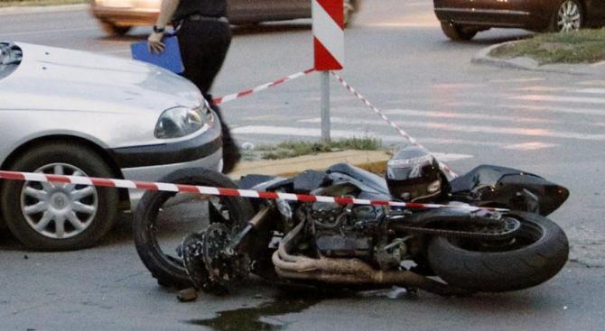 """Вчера, около 17:15 часа, на бул. """"Васил Левски"""" е станала"""