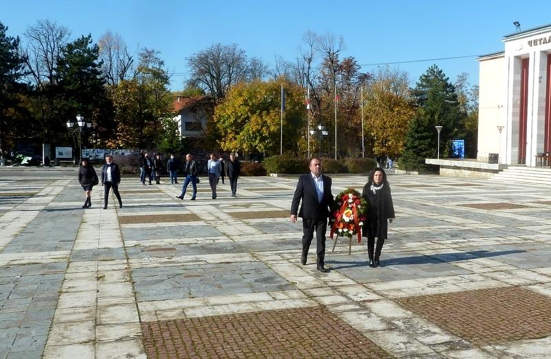 Днес община Борован отбеляза празника си при спазване на всички