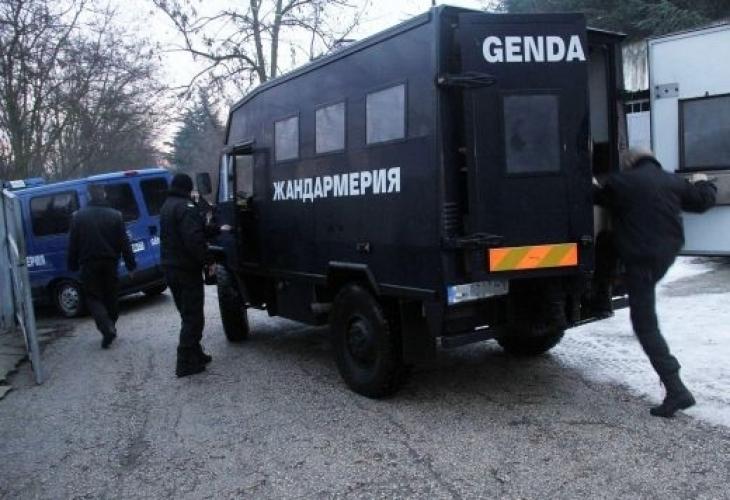 Вчера полиция и жандармерия са провели специализирана операция в Монтанско.