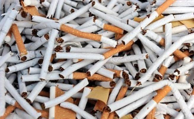 Цигари без бандерол са намерили полицаи в дома на дядо