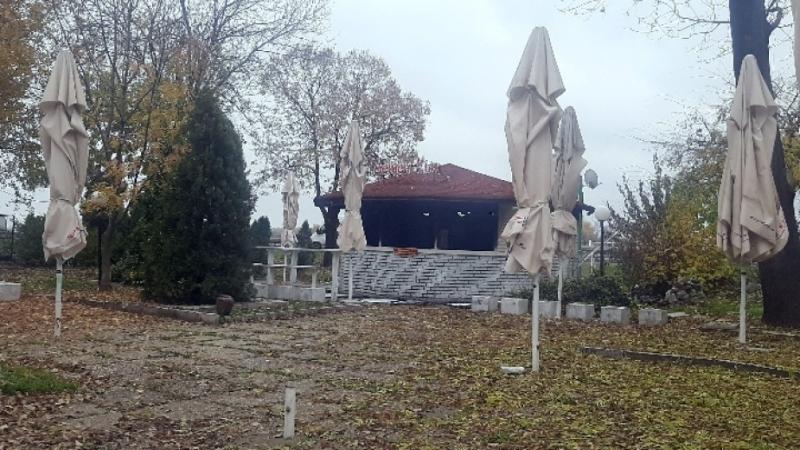От полицията във Видин излязоха с подробности за пожара в бистрото в Крайдунавския парк