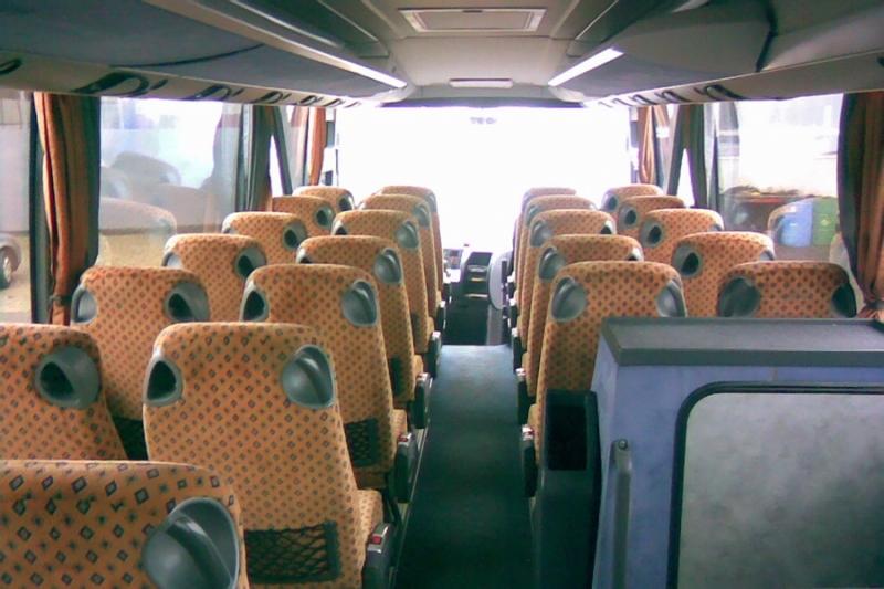 Шофьор на турски автобус е пострадал, след опит да отстрани