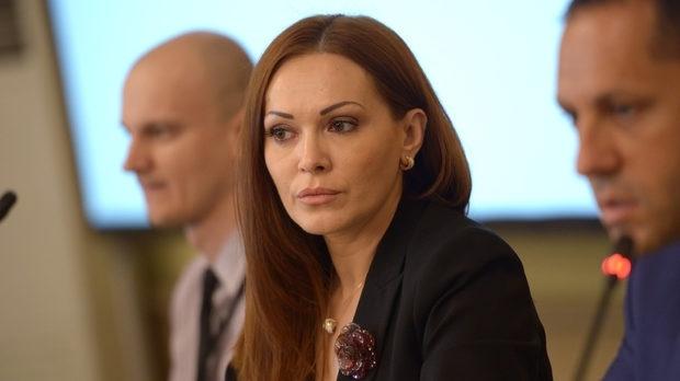 Със заповед на министъра на правосъдието Цецка Цачева, считано от