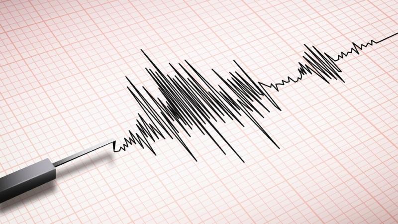 Земетресение в Средиземно морe край Турция