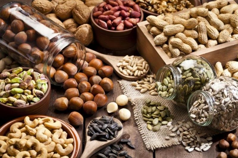 Ядки са семената и плодовете с твърда обвивка, в които