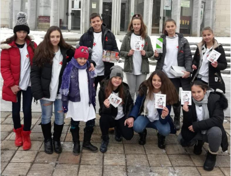 БМЧК в Мездра и Зверино ще отбележат Световния ден за борба със СПИН /снимки/