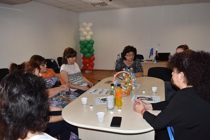 Като много ползотворни и ефективни определи инициираните срещи с учители
