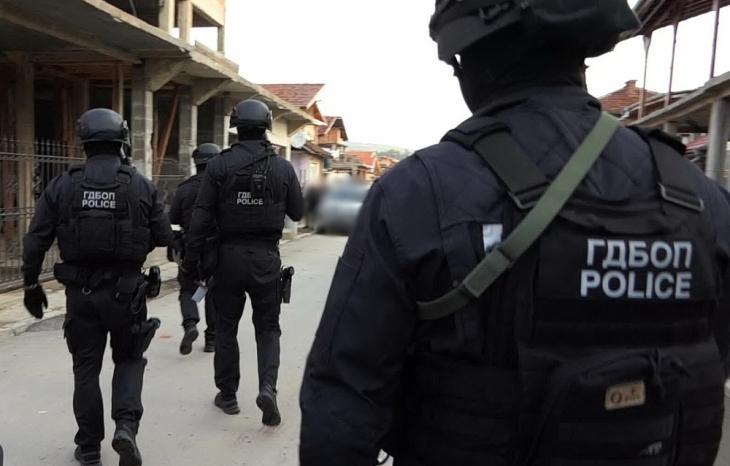 Министерство на вътрешните работи (МВР) публикува снимки и видео отакцията