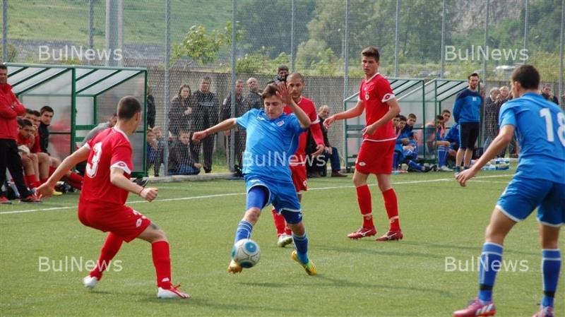 """""""Монтана"""" изпусна ЦСКА при U19"""