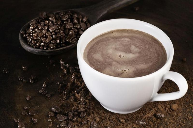 Какаото подобрява пъргавината на ума заради изобилието на флаваноли в