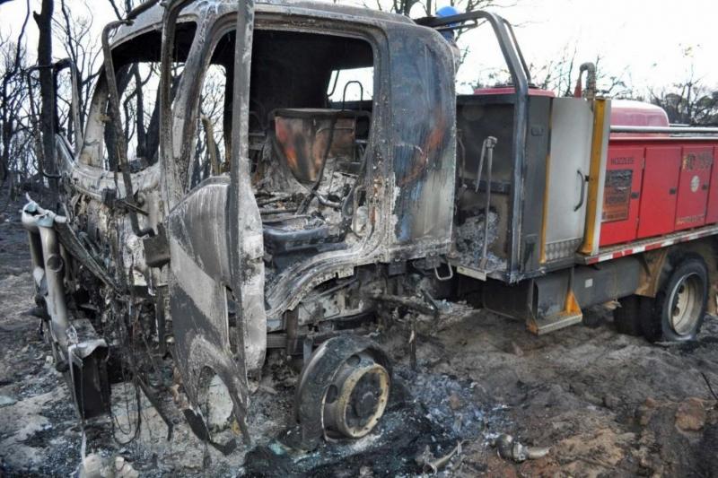 Два камиона са се запалили във Видинско вчера, съобщиха от