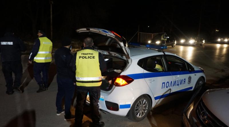 10 спецакции проведе врачанската полиция за 24 часа, съобщиха от