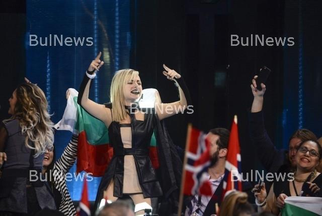 """САЩ срази """"Евровизия"""" заради Поли Генова"""