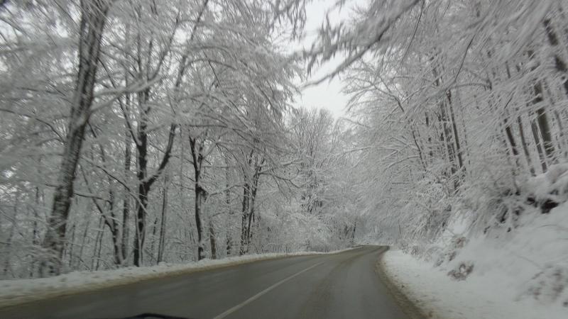 І. МЕТЕОРОЛОГИЧНА ОБСТАНОВКА: Температурите са в интервала от – 7°
