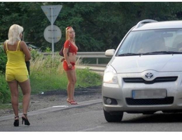 Ченгета са глобили проститутки в Монтана заради дейностите, който извършват,