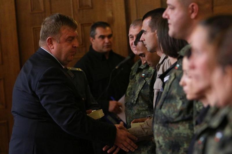 Военнослужещи от Сухопътните войски ще вземат участиев съвместни българо-американски подготовки