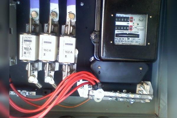 Снимка: Спипаха крадла на ток в белослатинско село