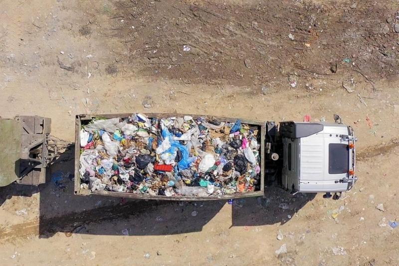 Над 85 тона отпадъци са разчистени от незаконното сметище на