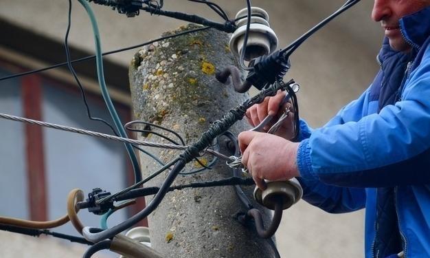 Снимка: Спипаха крадец на ток във Врачанско