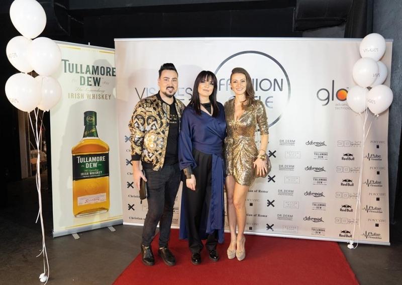 Жени Калканджиева и моделите на Visages дадоха официален старт на
