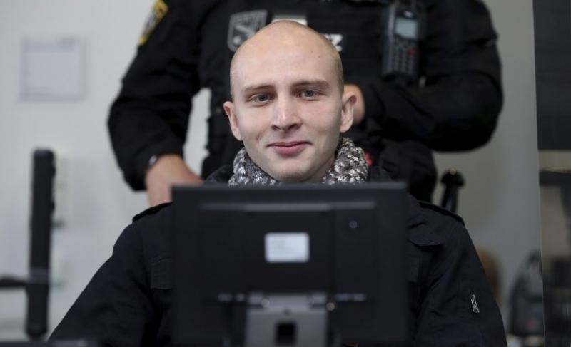 28-годишен мъж, който призна, че е извършил терористичната атака срещу