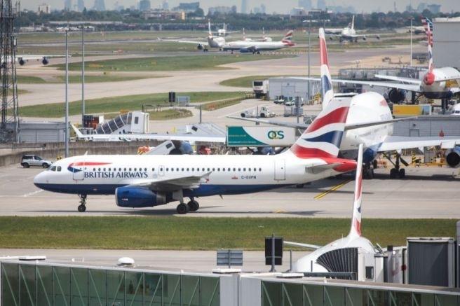 Снимка: Великобритания разширява забранените за дронове зони около летищата