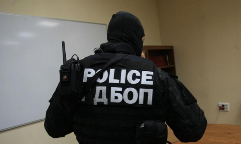 Снимка: ГДБОП влезе във фирмата, в която работи Кристиян Бойков