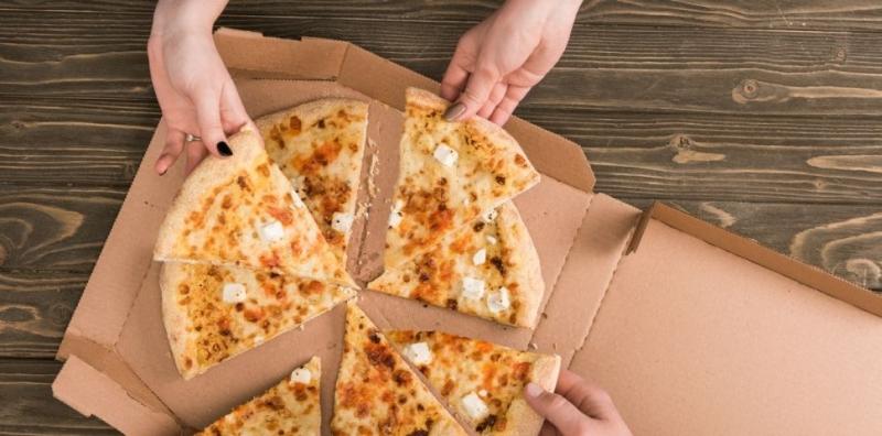 Кутиите за пица са направени така, че да издържат на