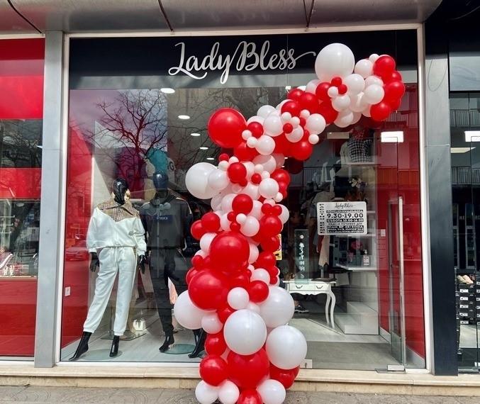 """Стартира проект """"Lady Bless"""" с модерен магазин в центъра на"""