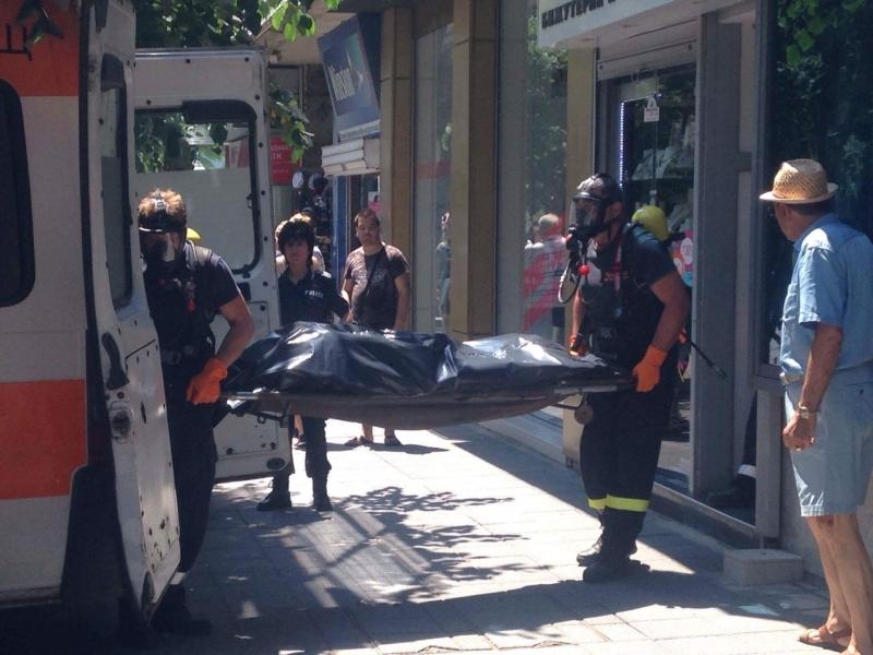 48-годишен мъж загина при пожар в дома му в Разградско.