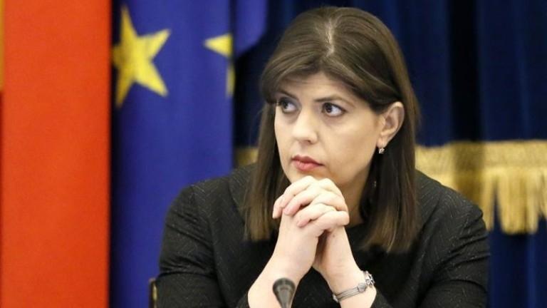 Лаура Кьовеши бе одобрена днес от Съвета на ЕС за