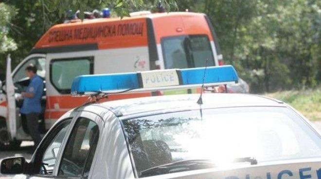 Кръв на пътя! Кола помете жена в Борован