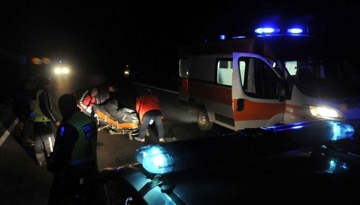 Възрастният човек е нападнат и пребит в дома си от