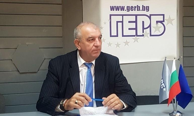 ГЕРБ смени областния си координатор във Видин, съобщиха от партията