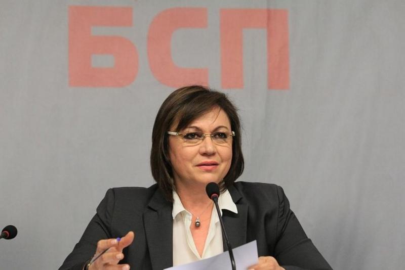 Корнелия Нинова: Борисов сменя гумите, но двигателят му вече не работи