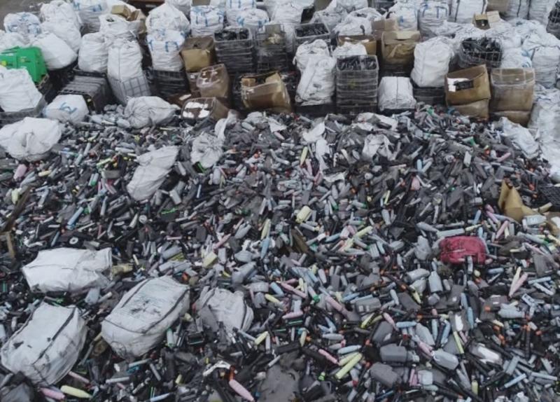 Боклук от Италия бе открит на нелегална площадка във Враца,