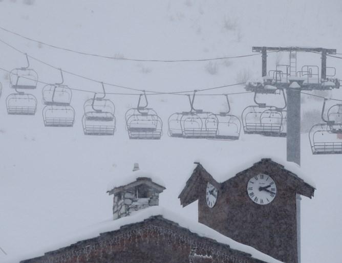 Снежна буря връхлетя южните щати на САЩ
