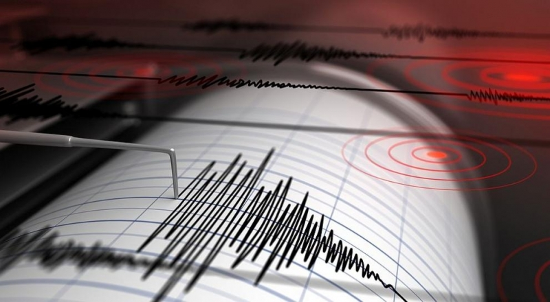 Земетресение с магнитуд 3 по скалата на Рихтере регистрирано на