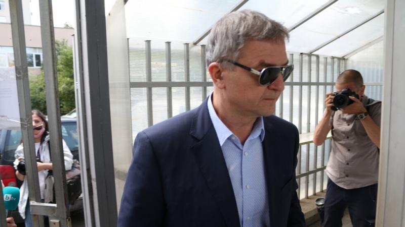 Бизнесменът Пламен Бобоков е бил задържан тази сутрин по разследването
