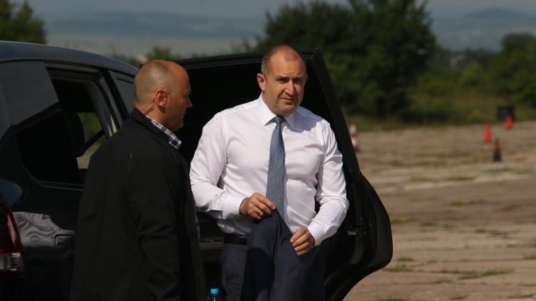 Според президента Румен Радев ни очаква бъдещо управление от проблемни