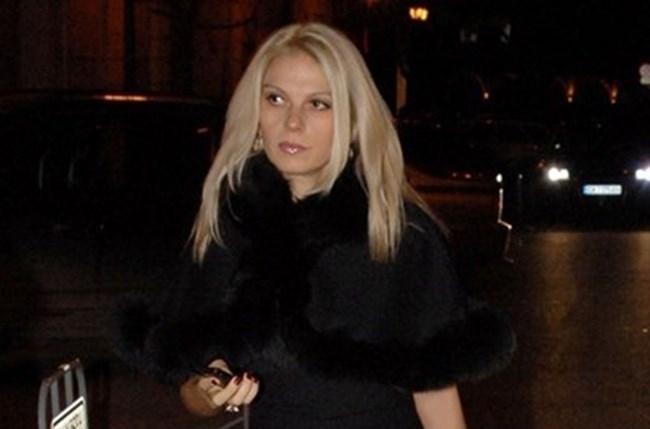 Весела Кюлева, вдовицата на разстреляния през есента на 2005 г.
