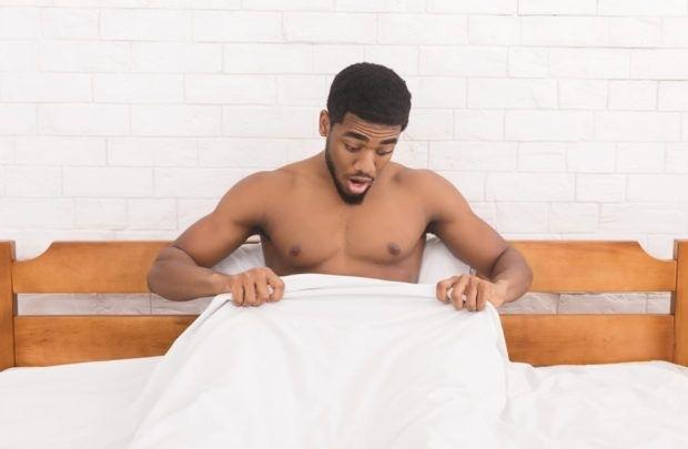 Вярвате или не, близо половината от американските мъже се безпокоят