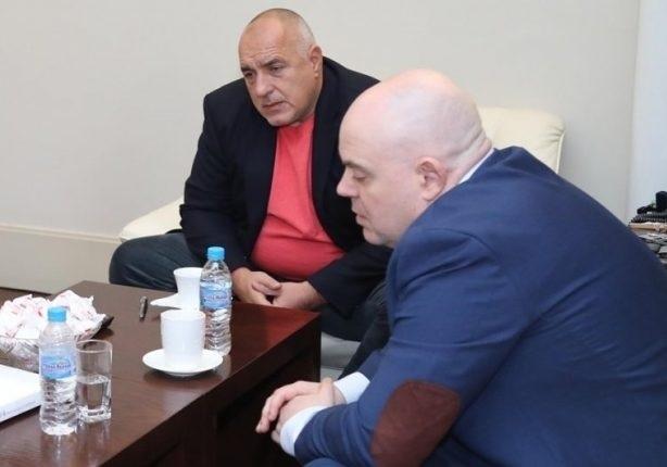 Бойко Борисов ударно помпа пари към Иван Гешев! Властта дава 300 млн. за тайна структура под шапката на прокурор №1
