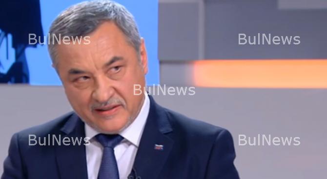 """""""Протестна мрежа"""" поиска оставката на Валери Симеонов"""