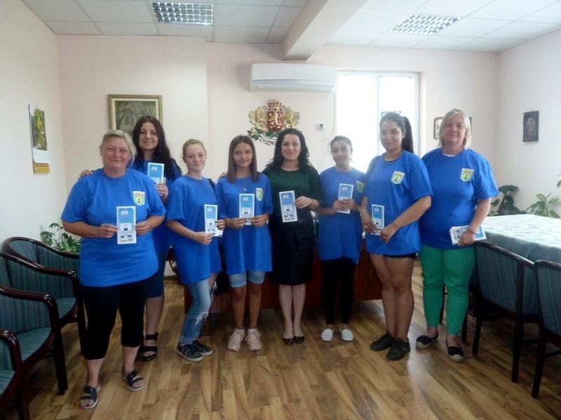 В Борован отбелязаха Международния ден на безопасността на движението по пътищата
