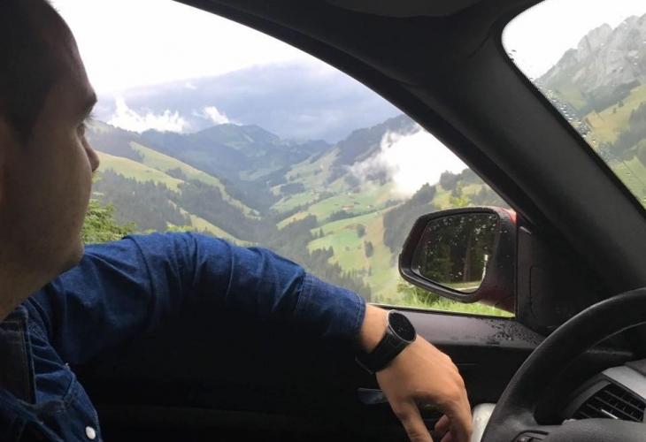 Пълен шаш: Катаджии спряха умрял преди 9 години шофьор в София