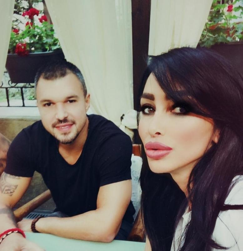 Сагата с отношенията на Валери Божинов и неговата приятелка Биляна