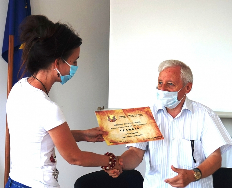 Кметът на Община Лом д-р Георги Гаврилов даде прием за