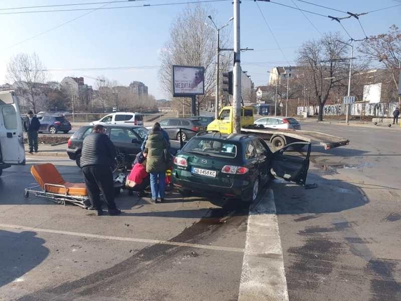 Поредна тежка катастрофа в София отне човешки живот /снимки/
