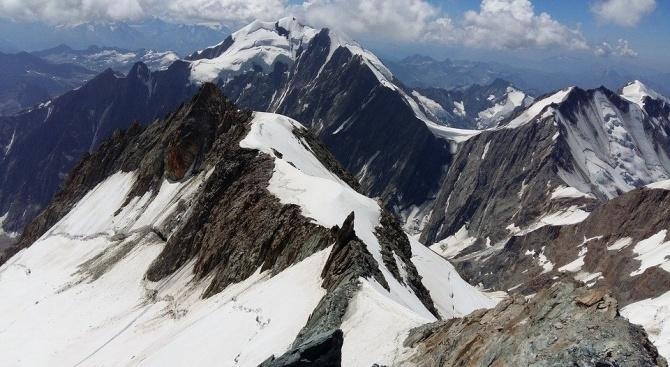 Алпинистите Макс Бонио и Пиер Лабр са загинали на в